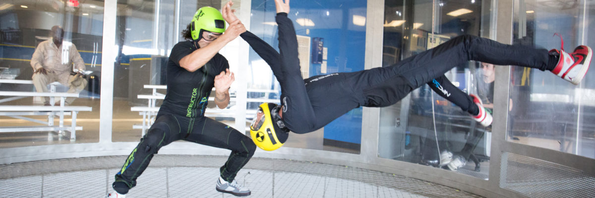 Is Indoor Skydiving Safe? | Paraclete XP