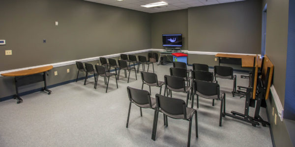 A Training Classroom