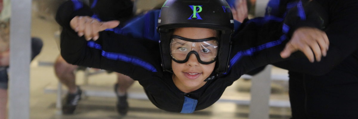 Looking For Birthday Party Ideas Host An Indoor Skydiving