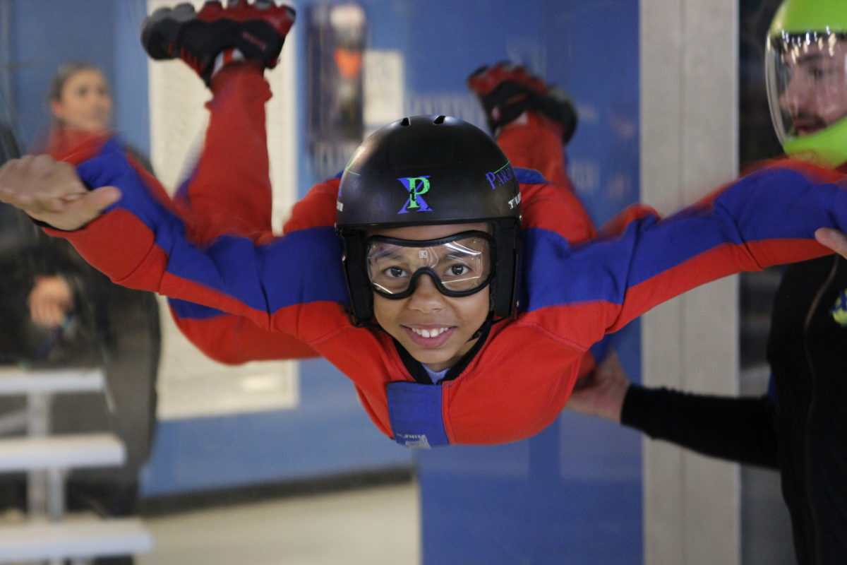 Indoor Skydiving Is The Ultimate In Birthday Party Ideas