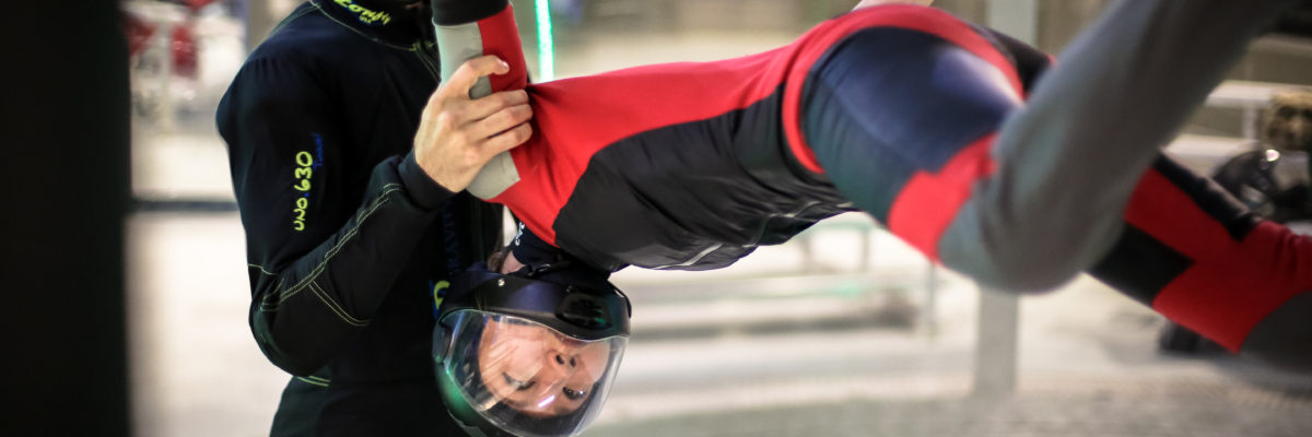 Becoming an Indoor Skydiving Instructor