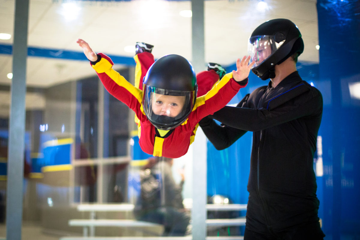 Watch How to Skydive for the First Time video