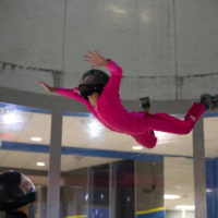 The ultimate birthday party place for kids - indoor skydiving