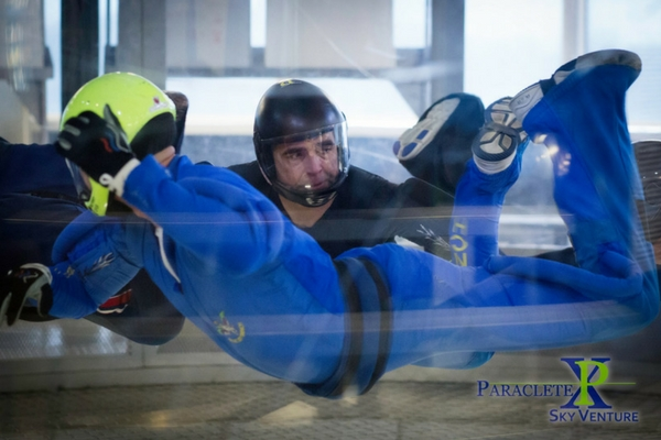 Nailing Your Indoor Skydiving Arch