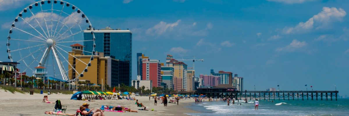 Closest Major City To Myrtle Beach