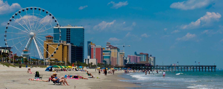 Myrtle Beach Attractions In August