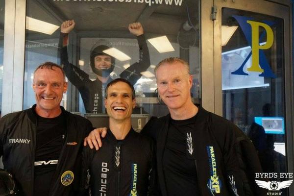 indoor skydiving workshop leaders