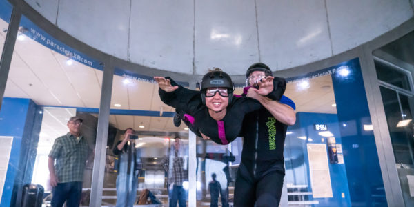 Top Three Reasons to Add Indoor Skydiving to Your Bucket List
