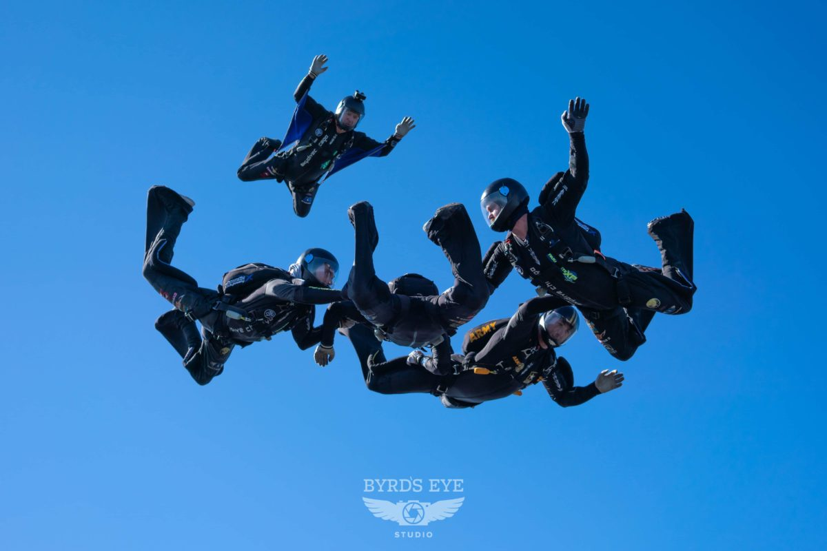 Indoor Skydiving Championships