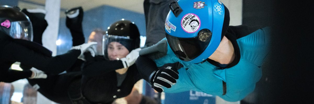 5 differences between indoor skydiving and skydiving