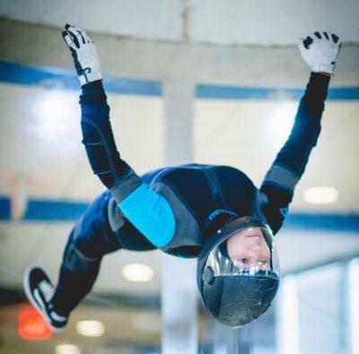 is indoor skydiving fun