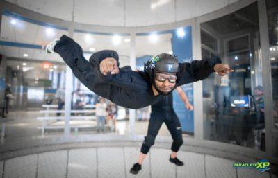 indoor skydiving cost
