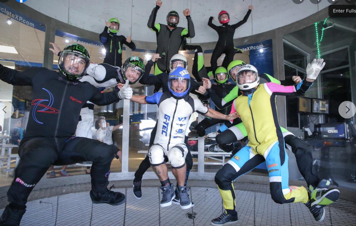 best indoor skydiving experience