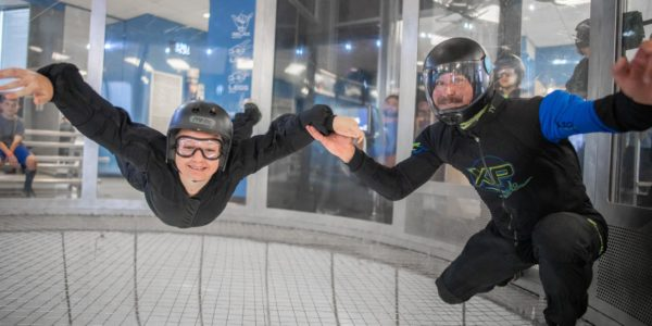 initial indoor skydive what's next