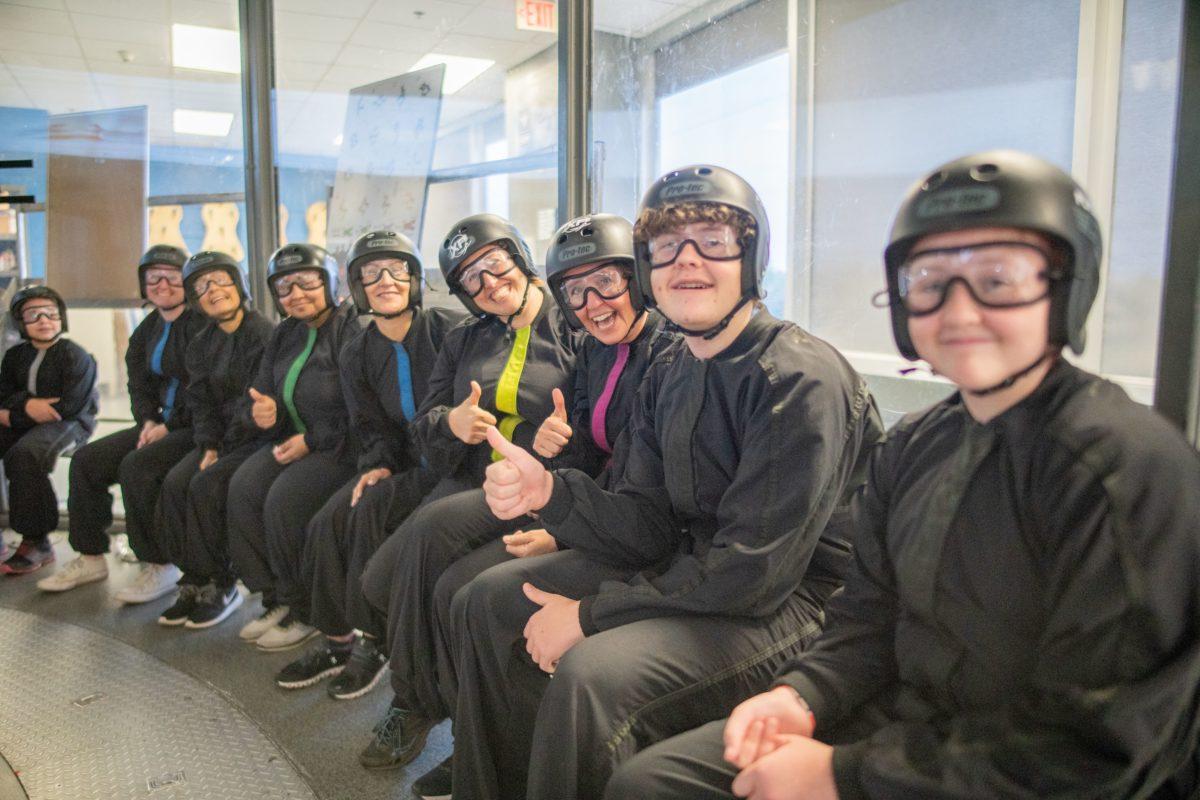indoor skydiving requirements